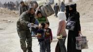 Sieben Jahre Bürgerkrieg in Syrien
