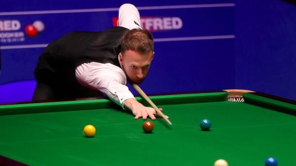 Snooker taucht aus der Versenkung auf
