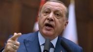 Bundesregierung verbietet Erdogan-Auftritt