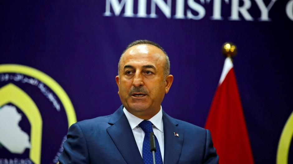Türkei: Außenminister kritisiert Reaktion auf Festnahmen
