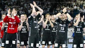 Kiel gegen Berlin im Finale