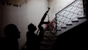 Widerstand in der EU gegen Waffenlieferungen an Rebellen