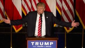 Trump deutet Wende beim Waffenrecht an