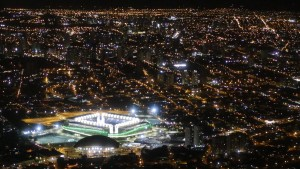 WM-Stadion muss neun Monate nach Eröffnung schließen