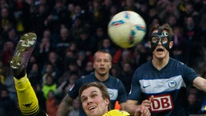 Hertha muss auf Otto hoffen