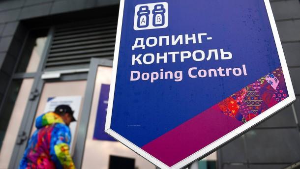 Russland dementiert angebliches Doping-Eingeständnis