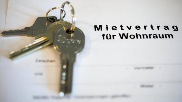 Mehrheit fuer Neuregelung der Maklergebuehren in Sicht