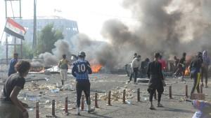 Im Irak eskaliert die Gewalt