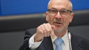 Bundestag legt Verfahren zu Becks Immunität auf Eis