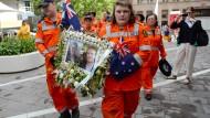 Geisel in Sydney starb durch Polizeikugeln