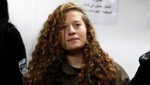 Israelisches Militärgericht klagt sechzehnjährige Palästinenserin an
