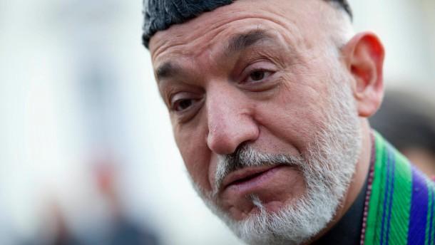 Cousin des Präsidenten Karzai ermordet