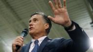 Mitt Romney hält Ted Cruz für das kleinere Übel.
