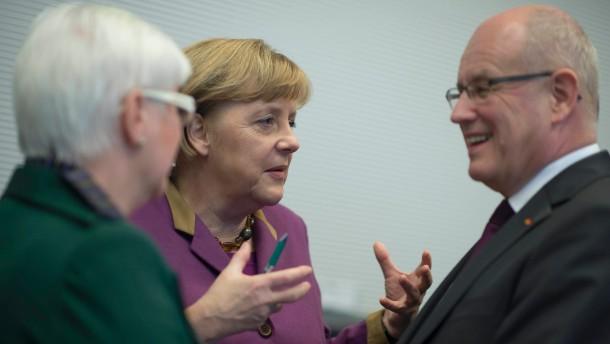 Auf keine Zigarette mit Angela Merkel