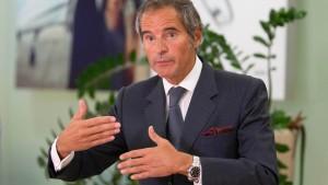 IAEA-Chef trifft erste Vereinbarung mit neuer Regierung in Teheran