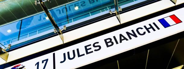 Bianchis Box beim vergangenen Grand Prix in Sotschi