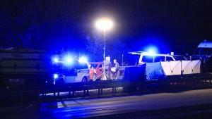 Mutmaßlicher Straftäter von Polizei erschossen