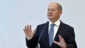 """Scholz: Finanzaufsicht soll """"mehr Biss"""" haben"""