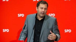 Klingbeil bewirbt sich wieder als SPD-Generalsekretär