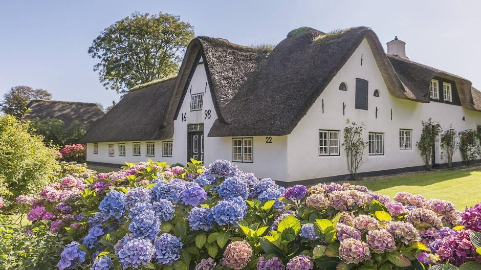 Für die meisten wird das ein Traum bleiben: ein Haus auf Sylt, einer der teuersten Flecken Deutschlands.