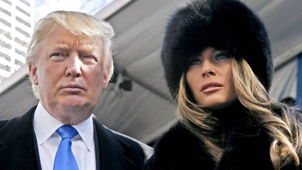Melania Trumps eigenes Leben