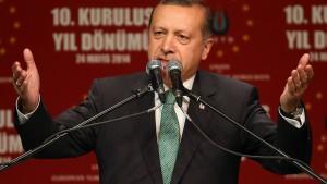 Erdogan: Deutsche Medien haben mich beleidigt
