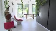 Von der Garage zur Designer-Wohnung