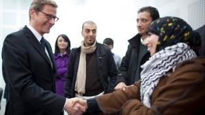 Westerwelle fordert Islam und Demokratie zu vereinen