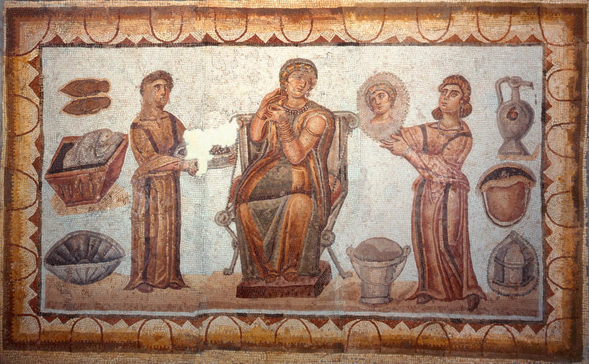 Essen und trinken im alten rom referat