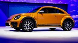 VW stellt den Beetle ein