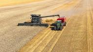 Die Politik erschwert das Agco-Geschäft in Russland – aber der Landmaschinenhersteller will in dem Land mit dem riesigen Agrarsektor präsent bleiben.