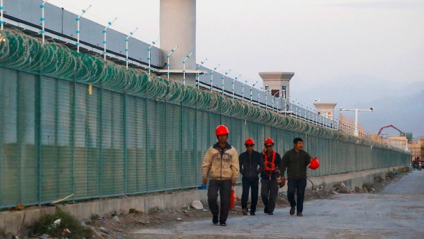 "Washington: China sperrt Muslime in ""Konzentrationslager"""