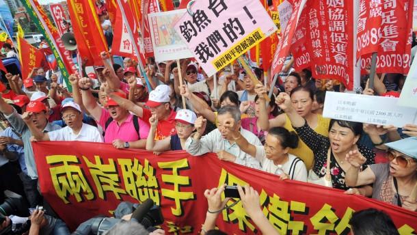 China sagt Feier zu Normalisierung der Beziehungen mit Japan ab