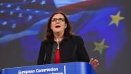 EU will TTIP-Debatte entschärfen