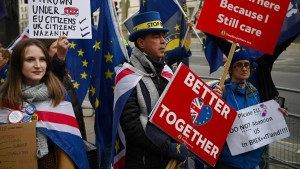 Zerbricht das Vereinigte Königreich am Brexit?