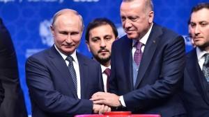 Der Balkan am langen Seitenarm