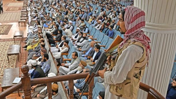 """""""Die Taliban wollen, dass wir weitermachen"""""""