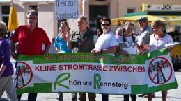 Suedlink-Gegner lassen nicht locker - Treffen von Bürgerinitiativen