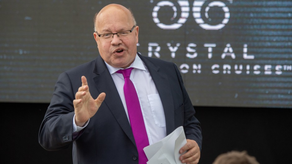 Peter Altmaier (CDU), Bundesminister für Wirtschaft und Energie
