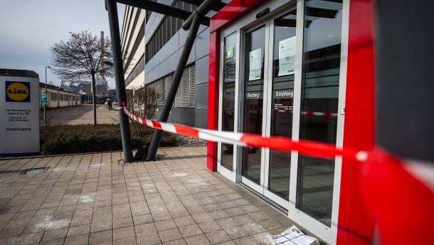 Verdächtiges Paket in München aufgetaucht