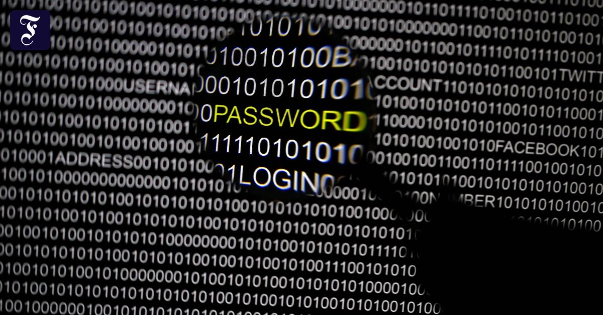 Hassrede: Bundesregierung will an E-Mail-Passwörter