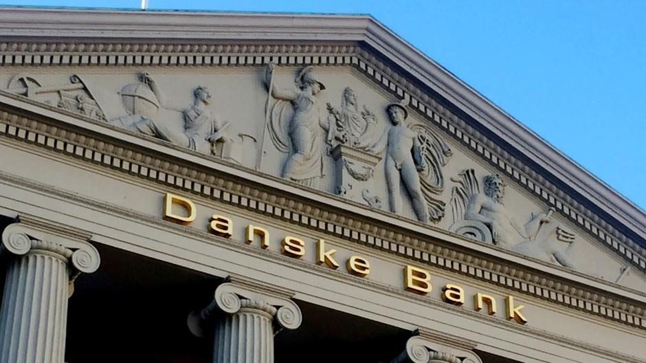 Hauptsitz der Danske Bank in Kopenhagen: Dänemarks größtes Institut steht im Mittelpunkt des bislang schwersten Geldwäschefalls in Europa.