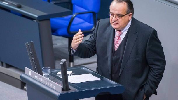 """""""In Mithaftung genommen für die Merkel-Ära"""""""