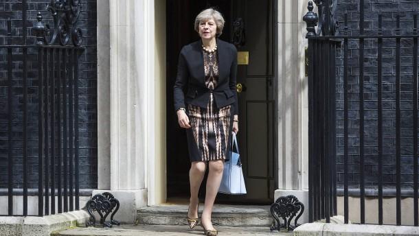 Mytheresa? Theresa May