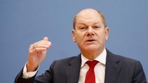 """Scholz sei """"der falsche Mann"""" für die Kanzlerkandidatur"""