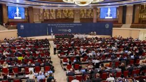 Staaten beschließen Treibhausgasabkommen