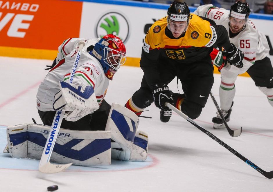 eishockey wm deutschland ungarn