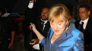 Angela Merkel, Bayreuth 2013