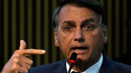Brasiliens Justiz ermittelt gegen Präsident Bolsonaro