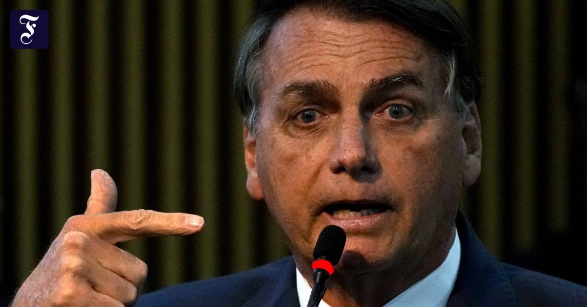 Brasiliens Justiz ermittelt gegen Jair Bolsonaro